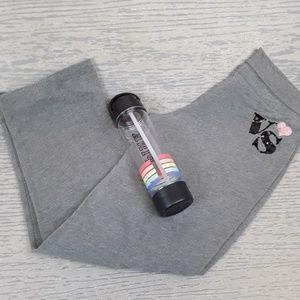 Victoria Secret  grey sweat pant
